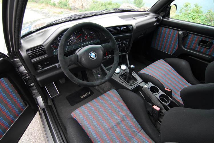 E30-M3 Interior